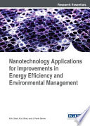Nanotechnology Applications for Improvements in Energy Efficiency and Environmental Management Book