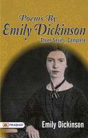 Poems by Emily Dickinson, Three Series, Complete Pdf/ePub eBook