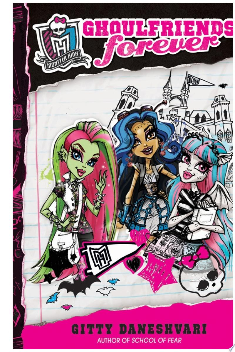 Monster High: Ghoulfriends Forever poster