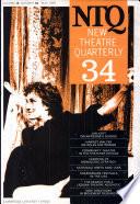 New Theatre Quarterly 34  Volume 9  Part 2 Book PDF