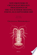New Frontiers in Crustacean Biology Book PDF