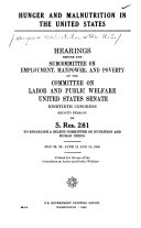 Hunger and Malnutrition in the United States