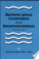 Maritime Labour Conventions and Recommendations