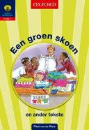 Books - Oxford Storieboom: Fase 7 Een groen skoen en ander tekste (Fiksie en Nie-fiksie) | ISBN 9780195996999