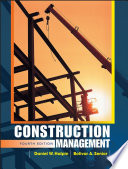 Cover of Construction Management