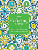 Posh Coloring Book  Artful Designs for Fun and Relaxation Book