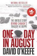 One Day in August [Pdf/ePub] eBook