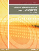 Introduction to Mathematical Statistics and Its Applications  Pearson New International Edition