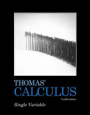 Thomas Calculus Single Variable [Pdf/ePub] eBook