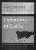 Lameness in Cattle Book