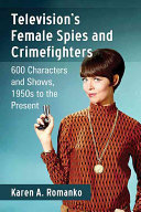 Television  s Female Spies and Crimefighters