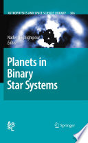 Free Download Planets in Binary Star Systems Book