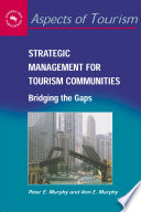 Strategic Management for Tourism Communities Book PDF