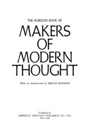 The Horizon Book of Makers of Modern Thought Book PDF