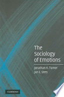The Sociology of Emotions Book