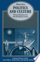 Politics and Culture: Working Hypotheses for a Post-Revolutionary Society.epub