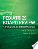 Nelson Pediatrics Board Review E Book Book