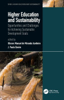 Higher Education and Sustainability