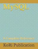 MySQL: A Complete Reference