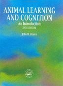 Animal Learning and Cognition ebook