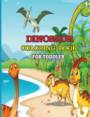 Dinosaur Coloring Book for Toddler