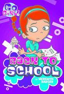 Pdf Go Girl #10: Back to School