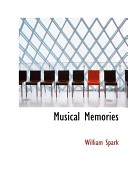 Musical Memories Book