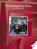 Forecasting Stock Prices