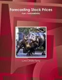 Forecasting Stock Prices