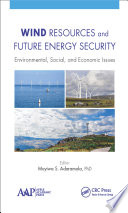Wind Resources and Future Energy Security