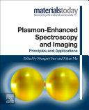 Plasmon Enhanced Spectroscopy and Imaging Book