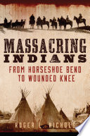 Massacring Indians Book PDF