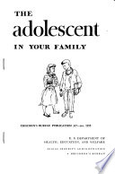 The Adolescent In Your Family