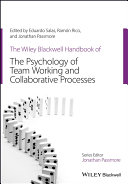 The Wiley Blackwell Handbook of the Psychology of Team Working and Collaborative Processes Pdf/ePub eBook