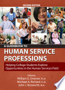 A Guidebook to Human Service Professions