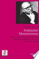 Politischer Messianismus