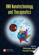 RNA Nanotechnology and Therapeutics