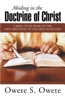 Abiding in the Doctrine of Christ