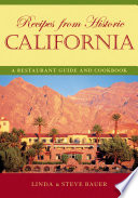 Recipes From Historic California Book PDF