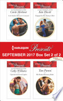 Harlequin Presents September 2017 Box Set 2 Of 2