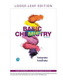 Basic Chemistry Loose Leaf Edition Book PDF