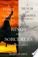 Kings and Sorcerers Bundle  Books 4 and 5