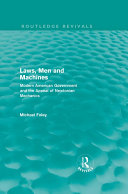 Laws  Men and Machines