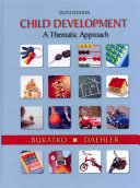 Child Development  A Thematic Approach