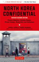 North Korea Confidential Book