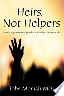 Heirs  Not Helpers Book