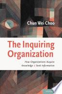 The Inquiring Organization Book PDF
