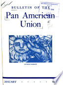Bulletin of the Pan American Union