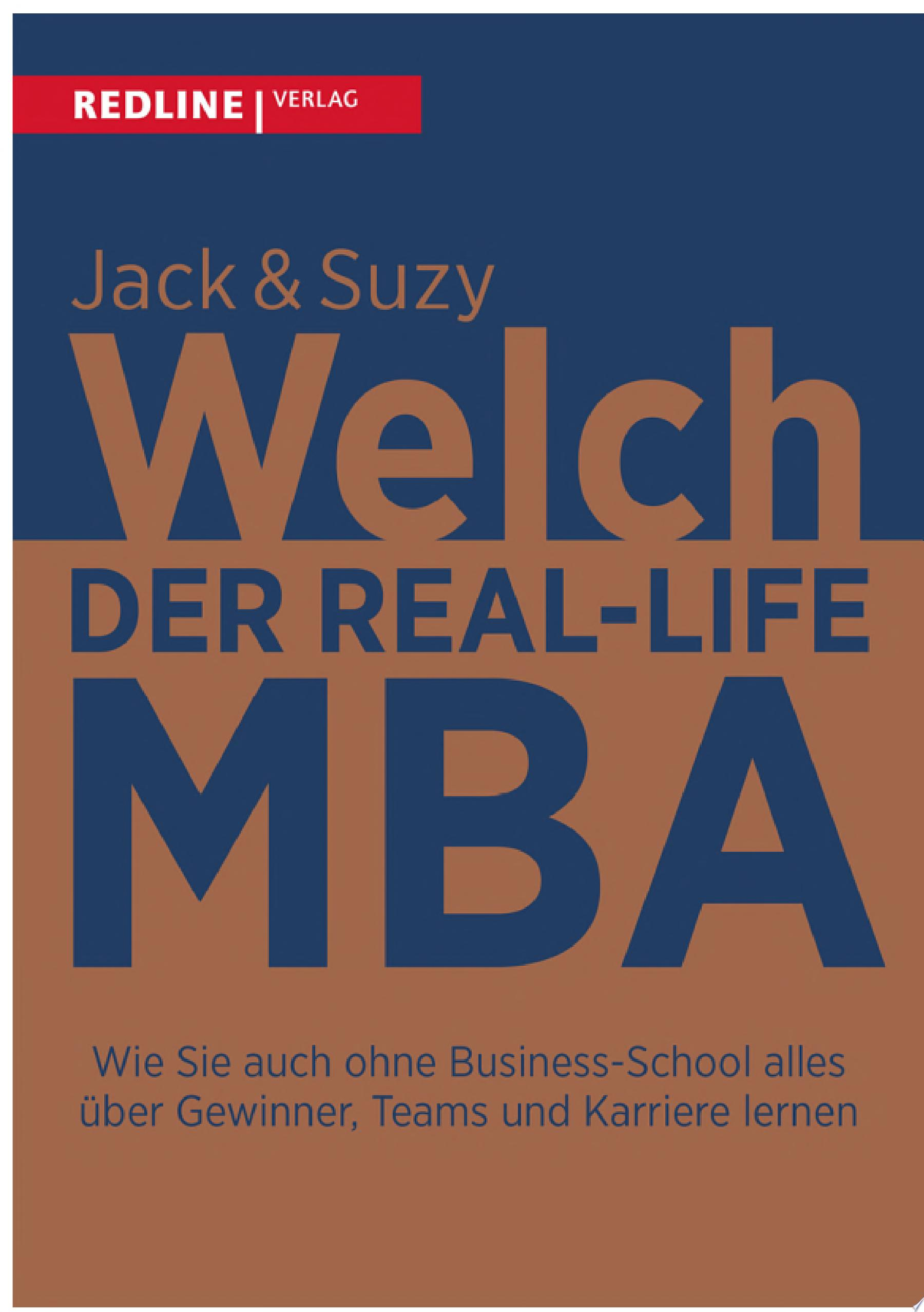 Der Real Life MBA