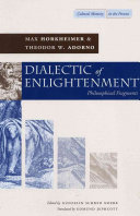 Pdf Dialectic of Enlightenment